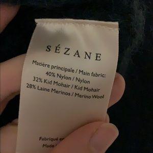 Sezane Sweaters - Sezane Mario Jumper in Hunter Green